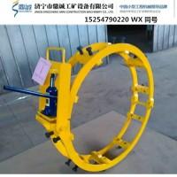 351消防管道专用对口器 石油天然气千斤顶液压钢管连接器图片