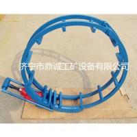 丝杠式钢管连接器 石油管道千斤顶液压连接 消防管道对口器