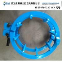 新款石油管道专用对口器 219天然气千斤顶液压钢管连接器图片