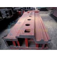 HT250龙门铣床底座 龙门铣底座 铸铁底座